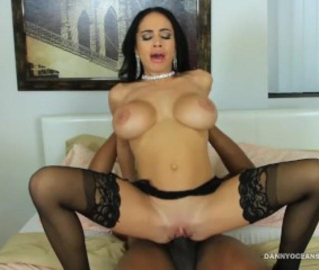 Docean Big Tit Latina Fucking Black Dick