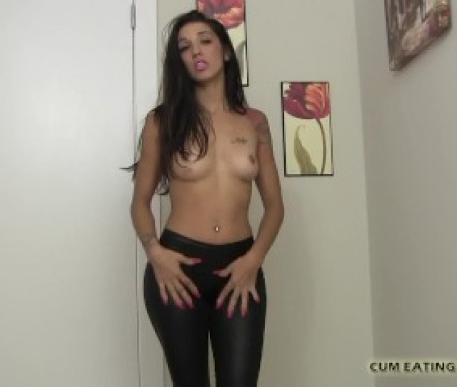 Cei Femdom And Cum Eating Instruction Porn