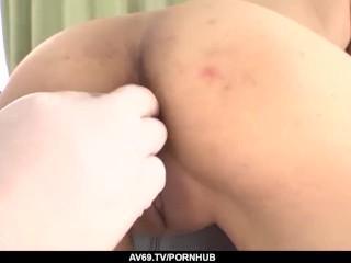 Ibuki Akitsu loves feeling stiff pleasure in the – More at 69avs com