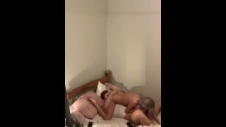 Hidden cam boy shagging girlfriends best mate