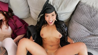 DaughterSwap- Daddy Daughter Orgy After Graduation