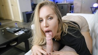 PervMom - Perfect Milf Plays With Her Stepson's Big Dick