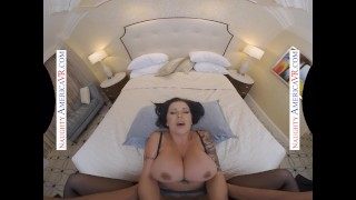 Naughty America - Sheridan Love rides YOUR cock