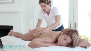 KinkySpa - Big tit Bridgette B needs DEEP massage