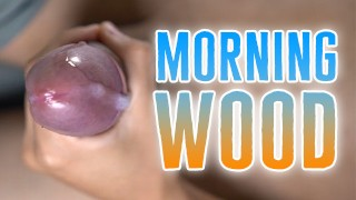 MORNING WOOD MASTERBATION IN BED MOANING AND WHISPERING JOI CUM COUNTDOWN