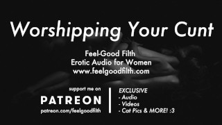 Worshipping & Fucking Your Dripping Pussy (Erotic Audio for Women)