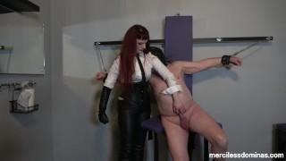 Merciless Amusement - Hard Balls Punching by Rebekka Raynor