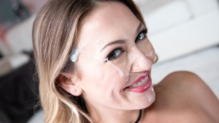"""Behind the Scenes Interview with Adira Allure from the set of """"ManoJob"""""""