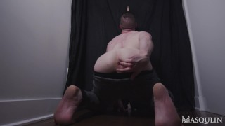 ANONYMOUS BREED! THYLE KNOXX GETS FUCKED BY A STRANGER