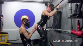 More from the Rubber Piss Pig