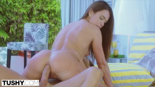 TUSHY -  Vacations are perfect for anal with strangers
