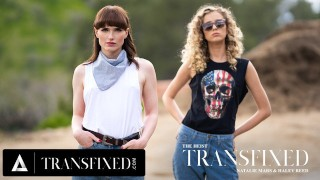 ADULT TIME Transfixed: Haley Reed & Natalie Mars - The Heist