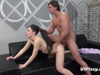 Piss In Mouth For Stunning Lana Fox