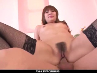 Casting Rinka Aiuchi shows little mercy to these big di – More at 69avs com