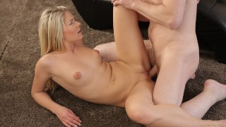 OLD4K. Ravishing girl satisfies sexual needs together with old lover