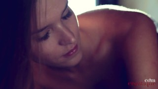 Beautiful (Part I): Sylvie Deluxe is getting ready for pleasure! Great orgasm to come...