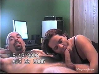Retro Collection – A Look Back at Missy and George 2006 Blowjob and Facial