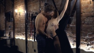 Our first BDSM sex in a dating hotel