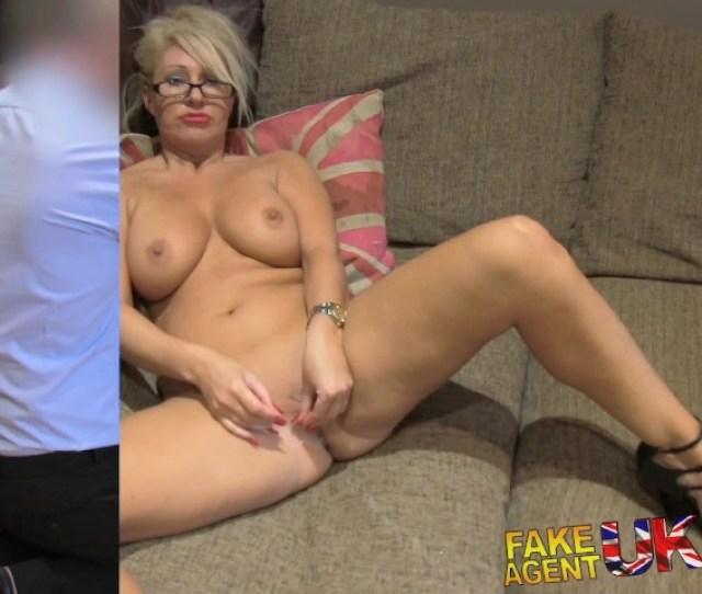 Fakeagentuk Massive Facial For Hot Blonde Milf Free Porn Videos Youporn