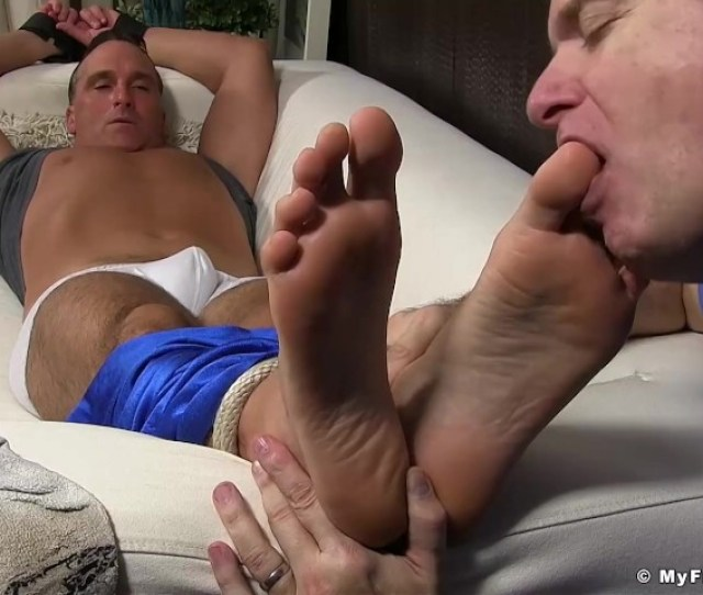 Mature Dude Sebastian Tied Up For Feet Licking And Sucking Free Porn Videos Youporngay
