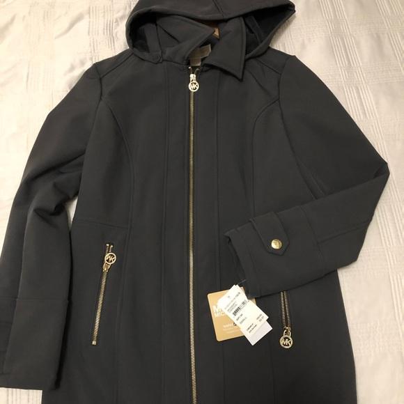 nordstrom rack charcoal michael kors jacket