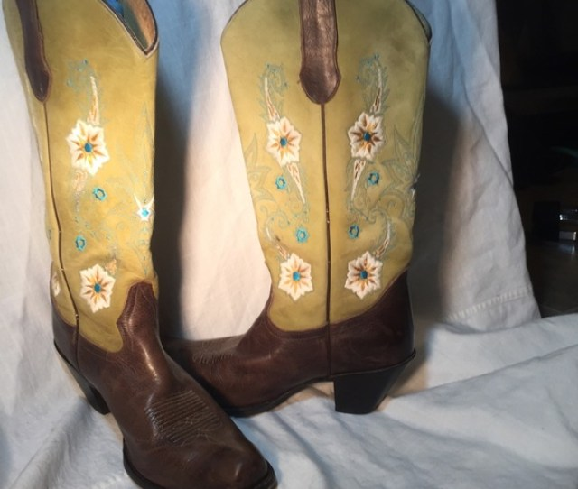 Double H Sonora Womens Fashion Cowboy Boots
