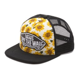 b28c92fd 50% Off Vans Accessories Vans Sunflower Snapback Hat From