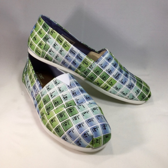 Periodic Table Toms Size 9 Microfinanceindia