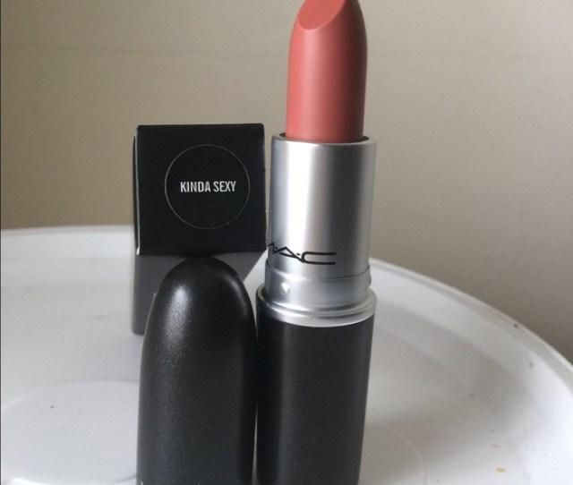 Mac Cosmetics Makeup Mac Matte Lipstick Kinda Sexy Poshmark