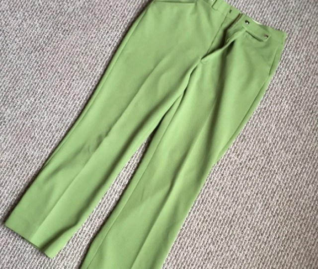 Vintage Green Ugly Christmas Sweater Contestpant
