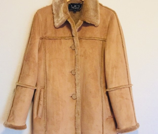 Sale  E2 9d 84 Nwot Utex Design Winter Coat