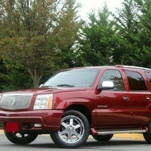 Cadillac 2002 Accessories 2002 Cadillac Escalade Esv Only 100k