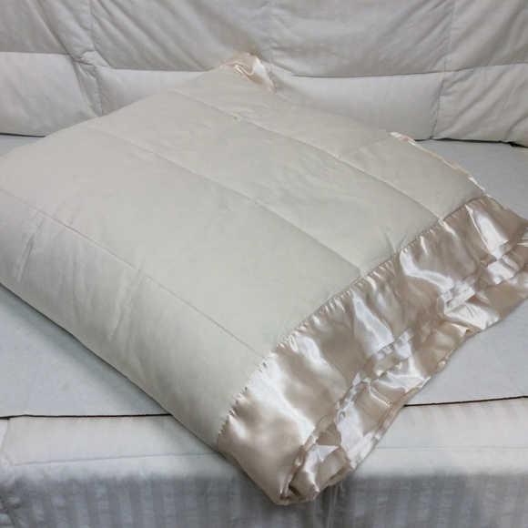 queen down blanket off white european 600 fill