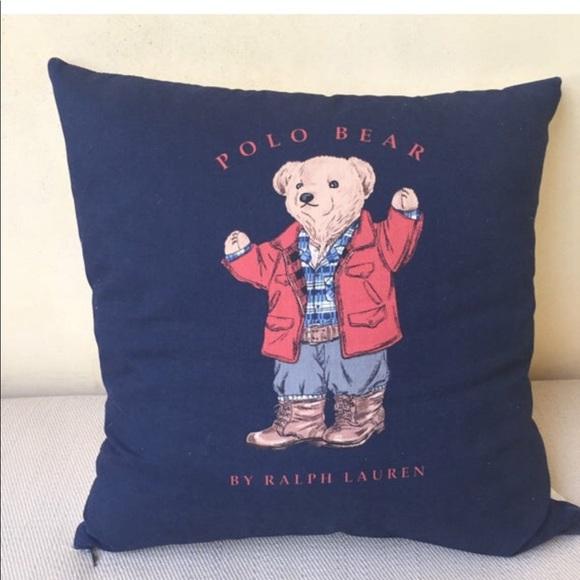شريك مصقول ضبابي polo ralph lauren pillows