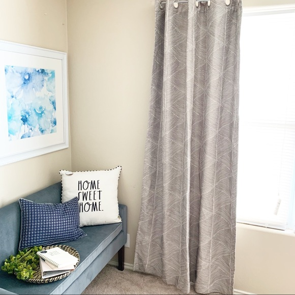 project 62 blackout curtain panel