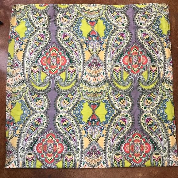 world market 100 cotton paisley shower curtain