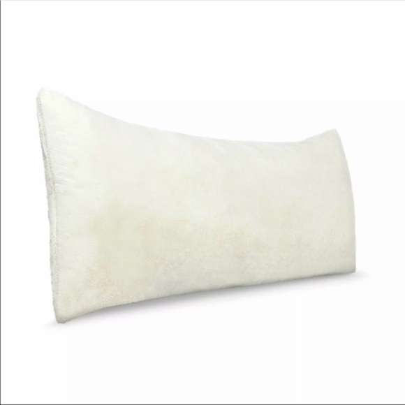 sherpa body pillow cover nip soft cuddly