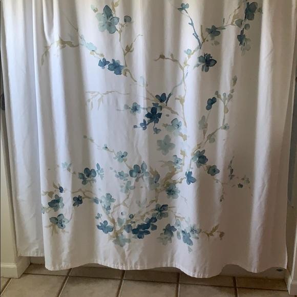 shower curtain window curtain set