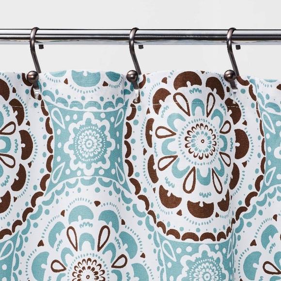 nwot threshold shower curtain
