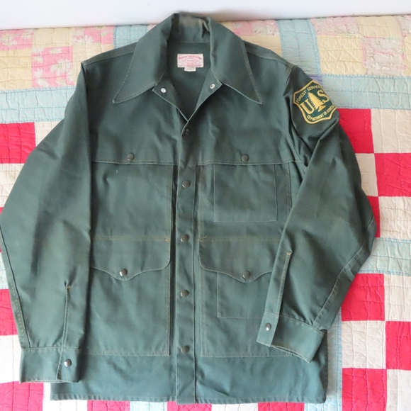 Every wfm rd&a employee employed by the forest service has a uniform allowance. Filson Forest Service Jacket Promotions