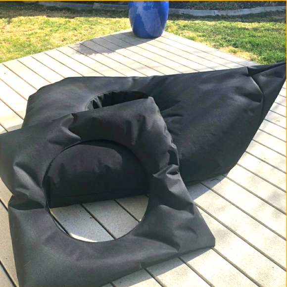 bbl bean bag and inflatable bed