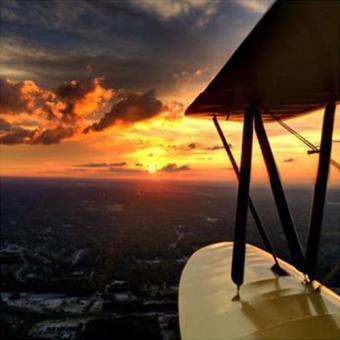 Romantic Sunset Flight In Atlanta At Cloud 9 Living Gifts