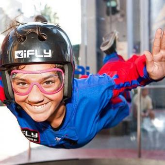 Indoor Skydiving In Orlando