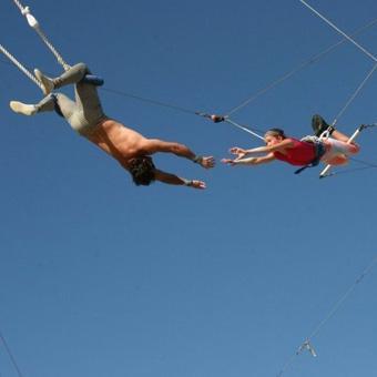 Trapeze Lessons San Diego Cloud 9 Living