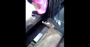 Un incident grave l int rieur de la mecque o un homme for L interieur de la kaaba