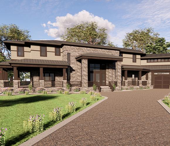 Craftsman Inspired Residence (1)