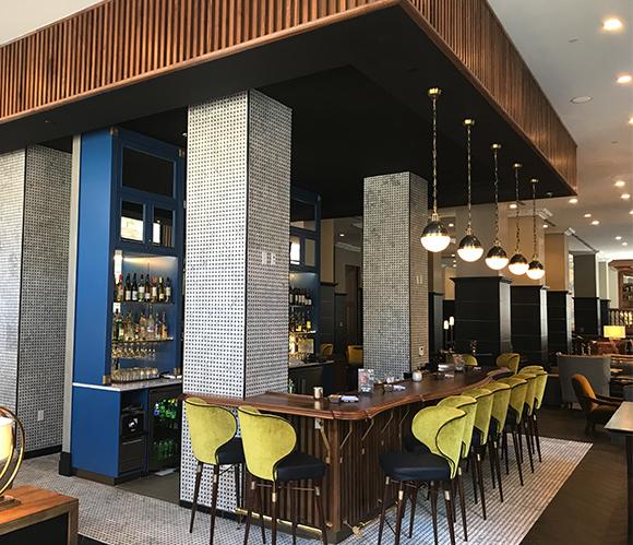Hyatt Place - lobby bar