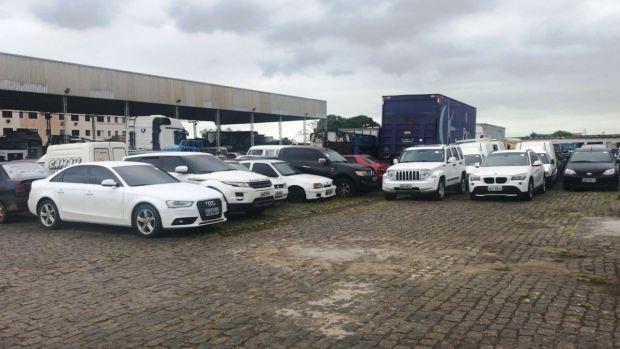 PRF vai leiloar veículos apreendidos no ES
