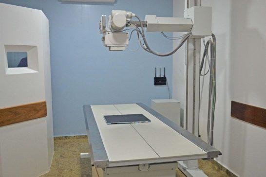 Novo aparelho de raio-x da Santa Casa vai garantir exames mais precisos