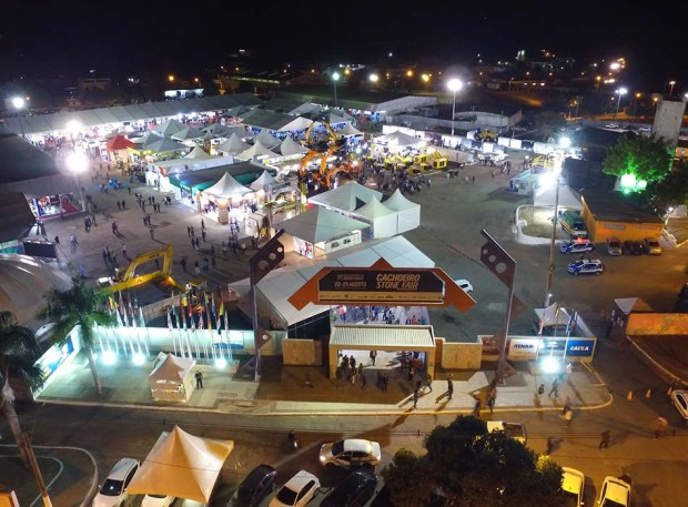 Cachoeiro Stone Fair 2021 é cancelada por causa da pandemia